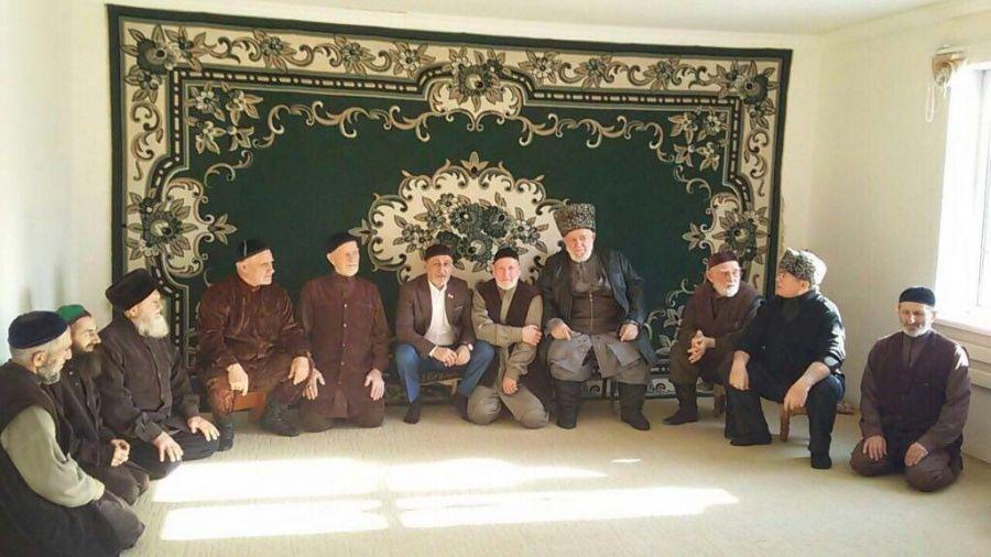 Депутаты встретились со старейшинами с. Гойское