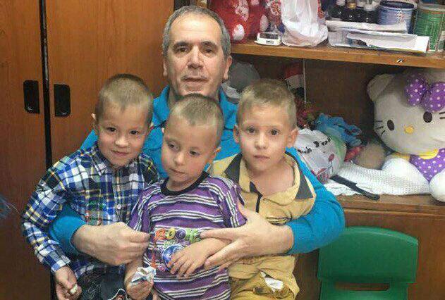 Годовалую россиянку, удочеренную иракцами, возвратят на отчизну