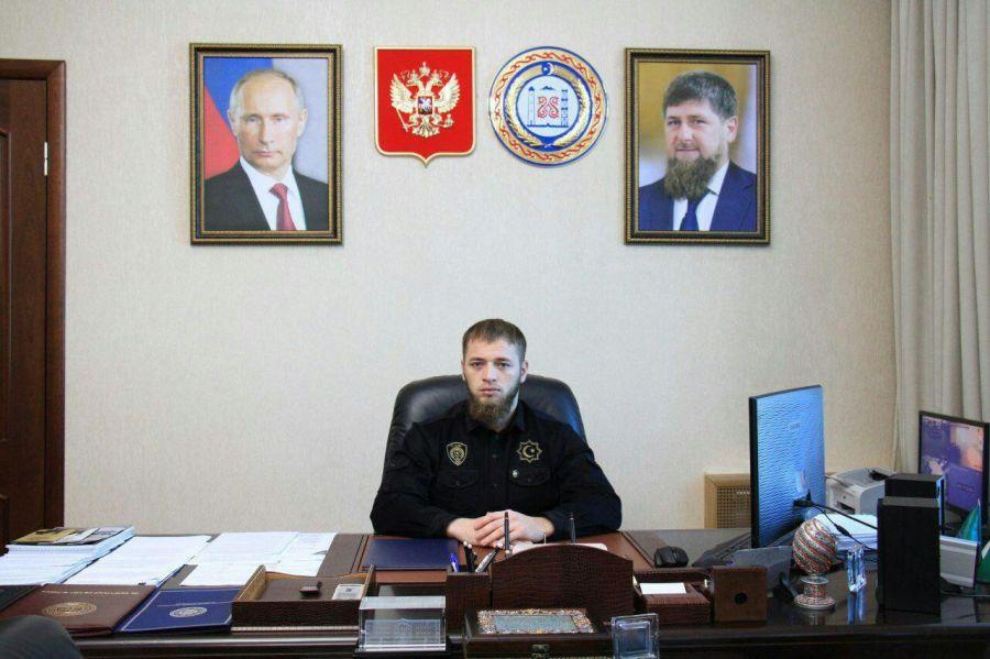 Руководитель Минмолодежи Чечни: Мы формируем мировоззрение подрастающего поколения в духе патриотизма