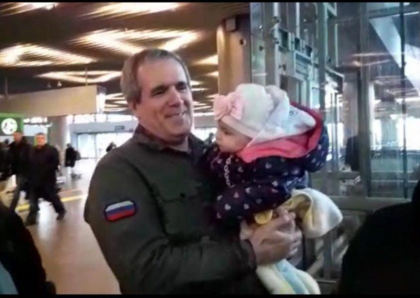 Возвращения изСирии ожидают десятки россиянок сдетьми
