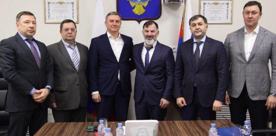 За качеством связи во время выборов Президента РФ в Чечне будет следить Рамзан Черхигов