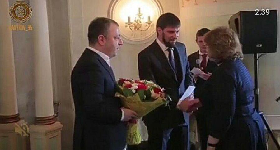 Глава Чечни организовал в Москве торжественный ужин для вдов погибших сотрудников «Альфа»