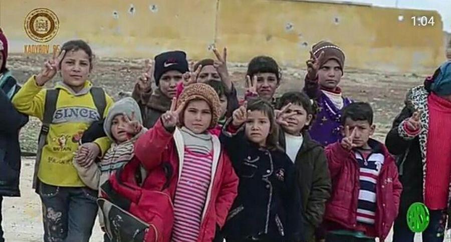 За три недели РОФ обеспечил 8500 семей Сирии продуктами питания и одеждой