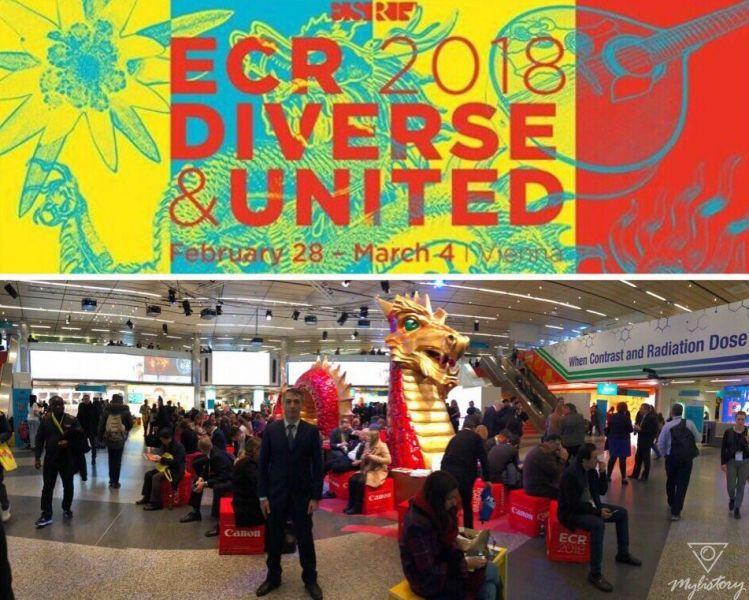 Эльхан Сулейманов принял участие  в «Европейском конгрессе радиологов – ECR» в Вене