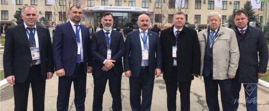 Рамзан Черхигов и Муса Дадаев участвовали во Всероссийском форуме сельхозпроизводителей