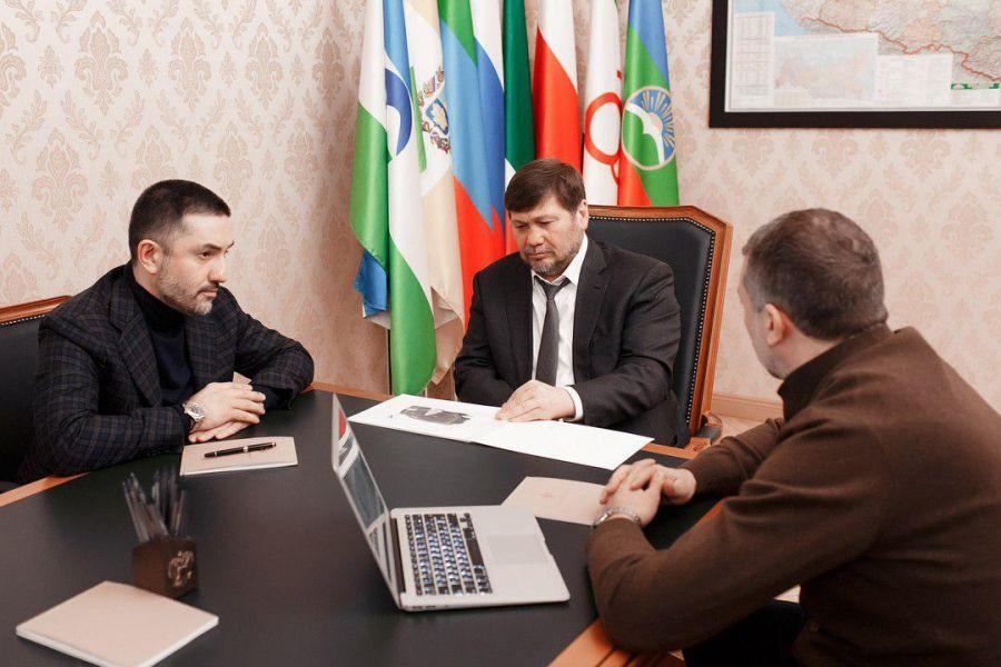 На Северном Кавказе могут появиться мобильные туристические комплексы