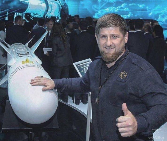 Предложение Рамзана Кадырова лидирует в голосовании за название крылатой ракеты
