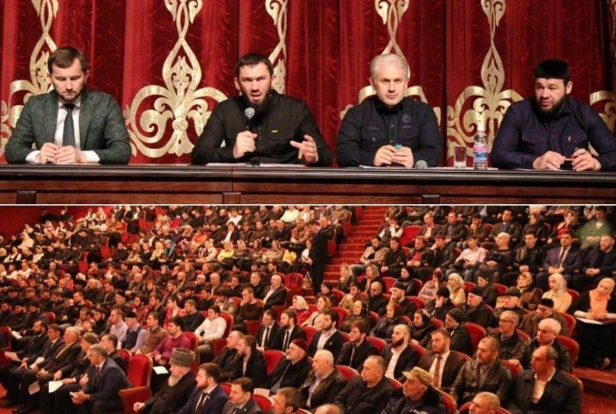 Магомед Даудов провел расширенное совещание в преддверии выборов Президента