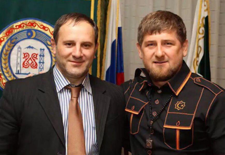 Рамзан Кадыров поздравил с днем рождения Мусу Ханарикова