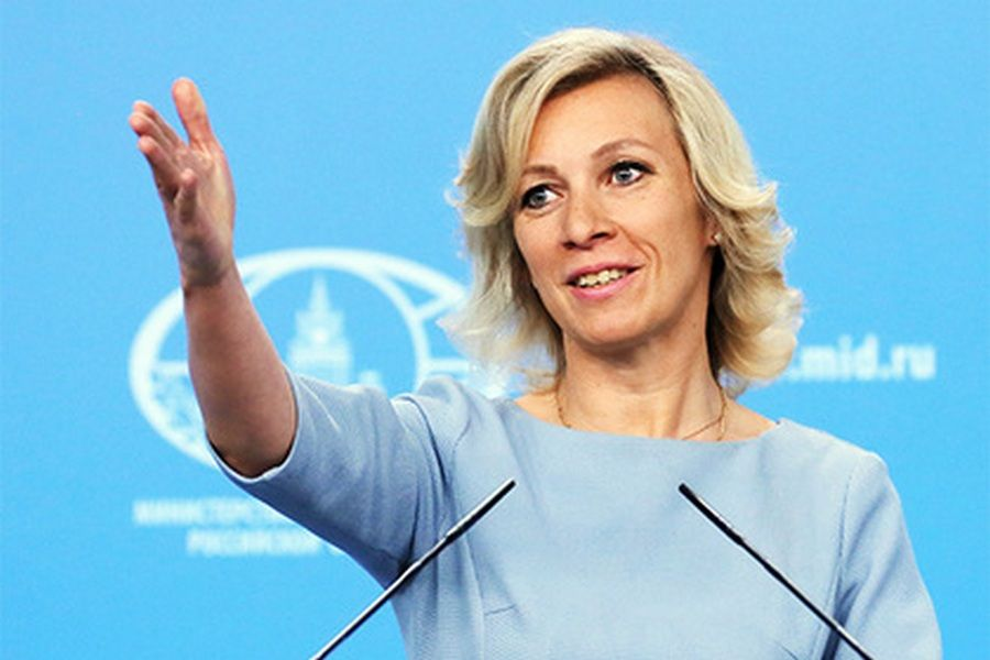 Захарова предложила журналистке CNN посетить Алеппо
