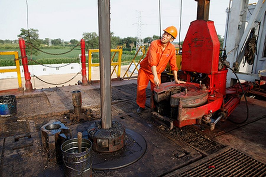В «Поднебесной» найдено крупное месторождение нефти