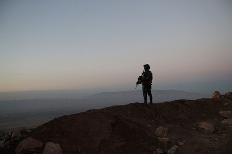 Минобороны России узнало про сговор ИГИЛ с курдами о выходе из Ракки на Пальмиру