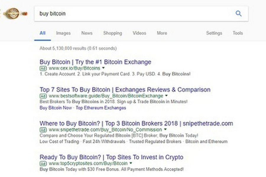 С июня Google запретит рекламу криптовалют и ICO