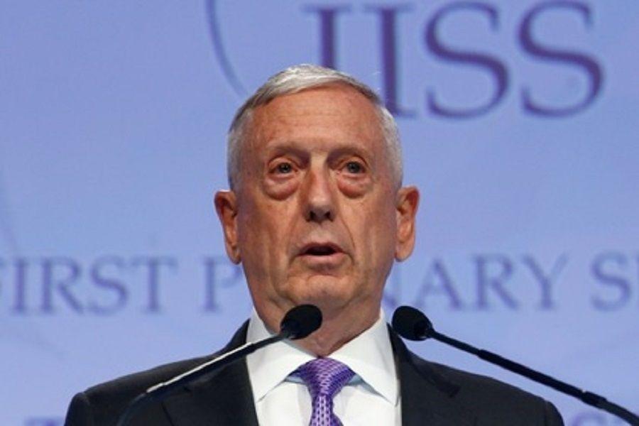 Глава Пентагона допустил возможность конфликта между США и Китаем