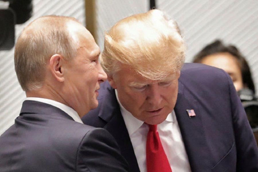 Фото: Sputnik/Mikhail Klimentyev/Kremlin via REUTERS