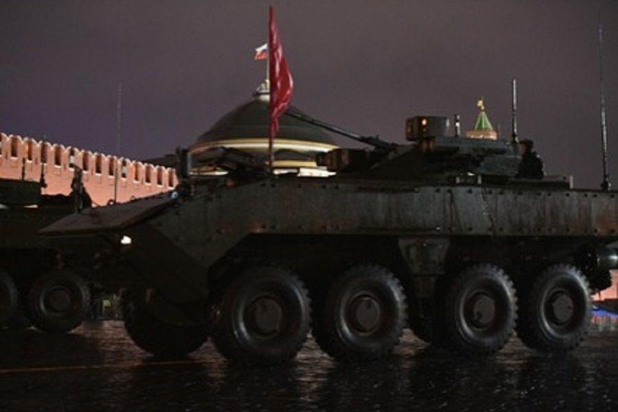В ближайшее время Россия создаст танк на колесной платформе
