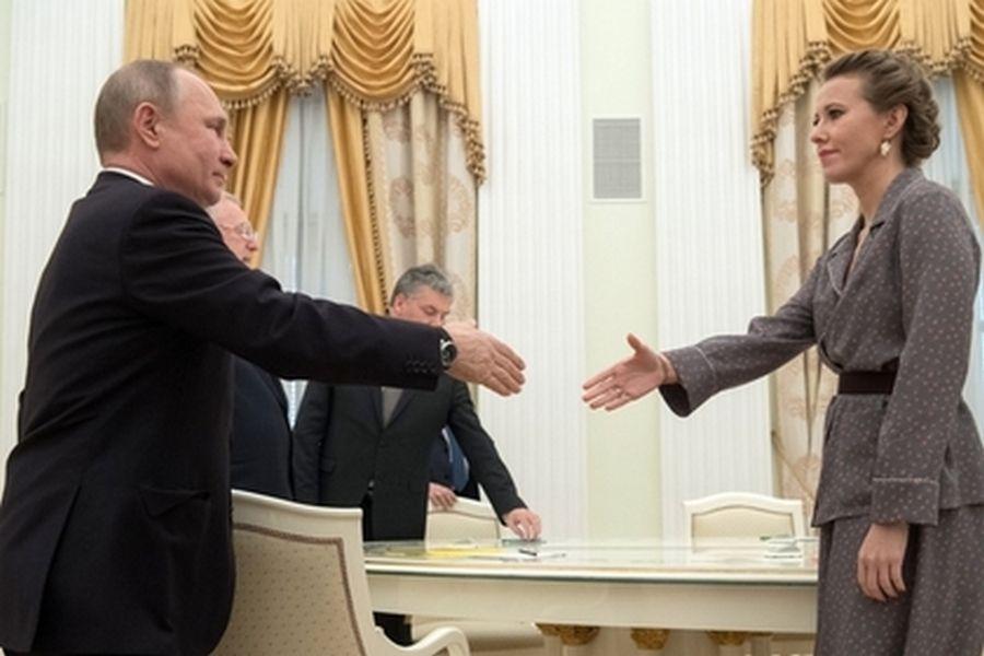 Путин поручил проработать «список Собчак»