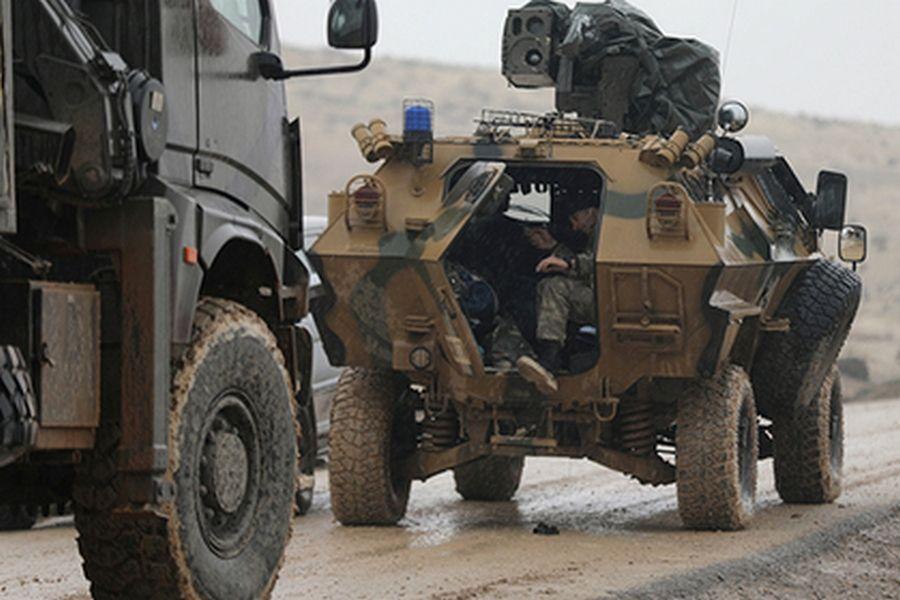 Турция сообщила обуничтожении вАфрине 260 курдских боевиков