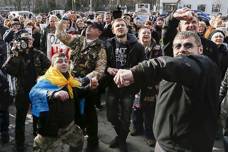 Совет Европы обеспокоен ростом ненависти и дискриминации на Украине