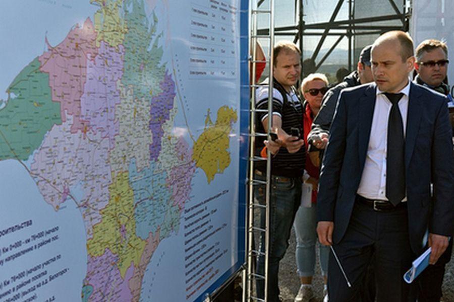 В Крыму министр транспорта и главный архитектор подали в отставку