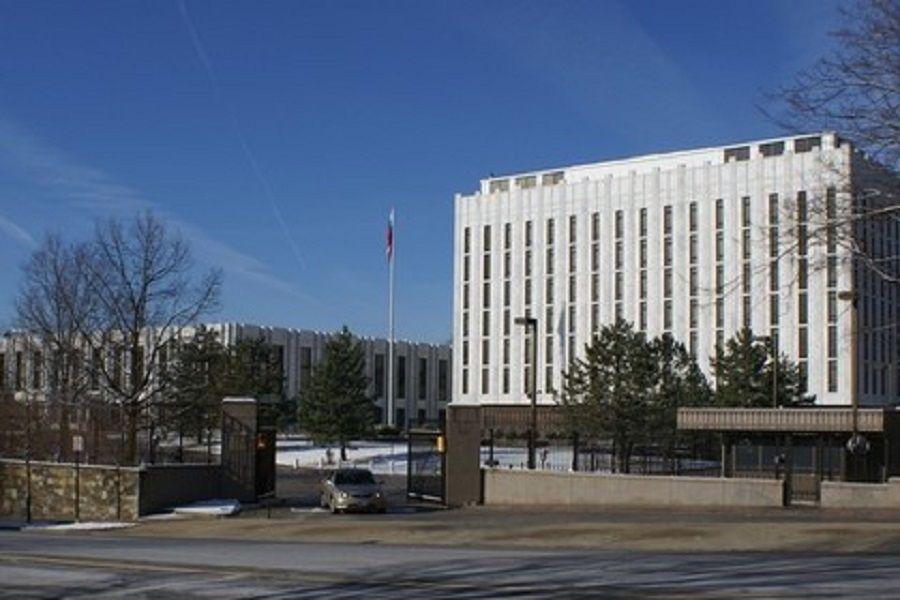ПосольствоРФ призвало США закончить ограничивать работу русских СМИ
