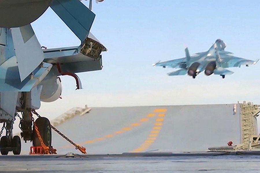 СМИ сообщил о находившемся рядом с местом авиаудара России в Сирии спецназе США