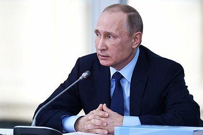 Путин пообещал россиянам альтернативную Паралимпиаду