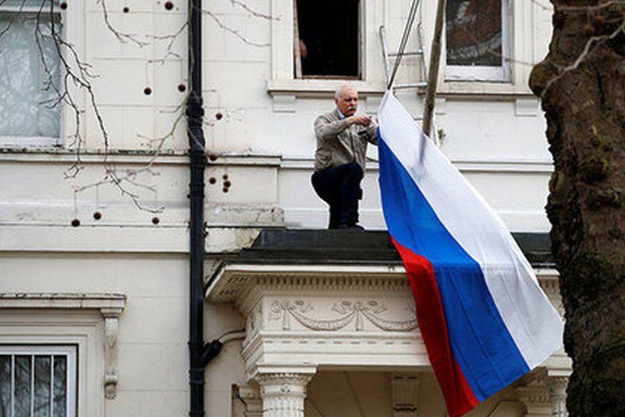 Россия устроит проблемы с выдачей виз британцам в ответ на высылку дипломатов