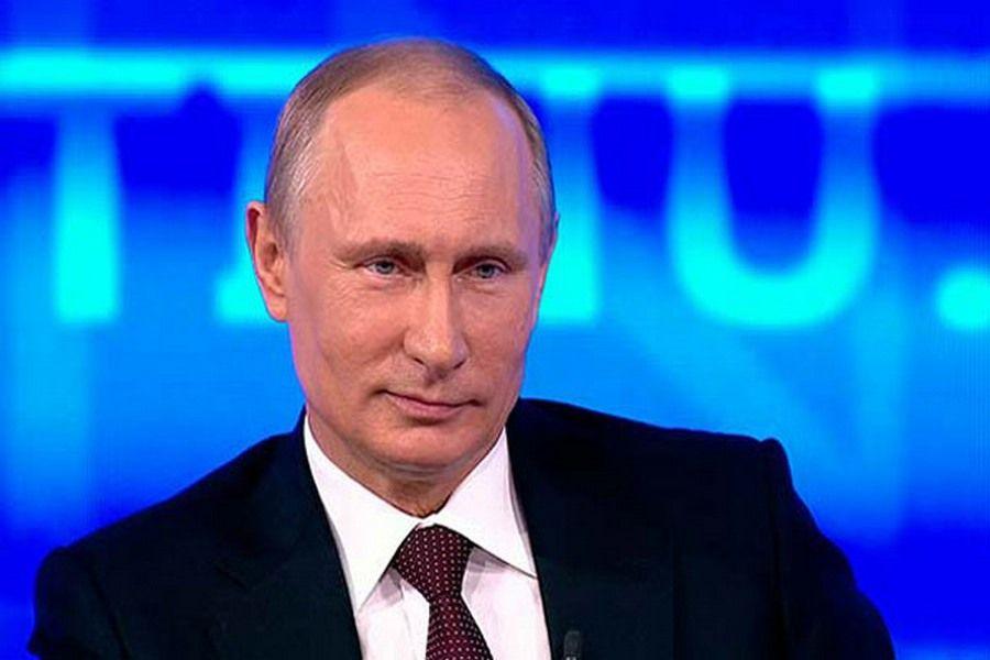 Путин о внуках: Я не хочу чтоб они росли принцами крови