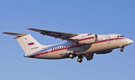 Спецборт МЧС России осуществляет санитарно-авиационную эвакуацию пациентки из Грозного в Нижний Новгород