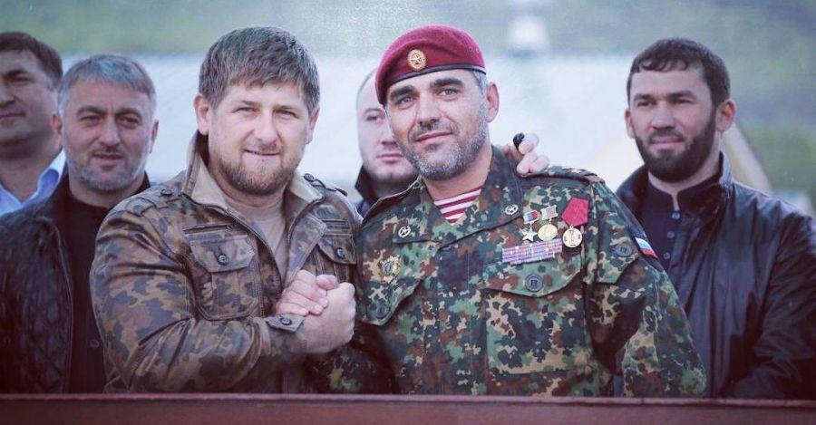 Алибек Делимханов назначен замкомандующего Нацгвардии Северо-Кавказского округа