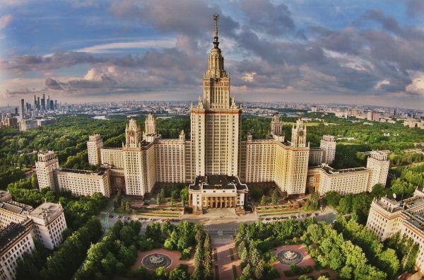 МГУ занял третье место в рейтинге университетов TimesHigherEducation