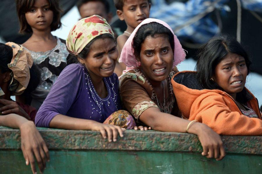 чью сторону принять стенателей или бирма уточнения мест
