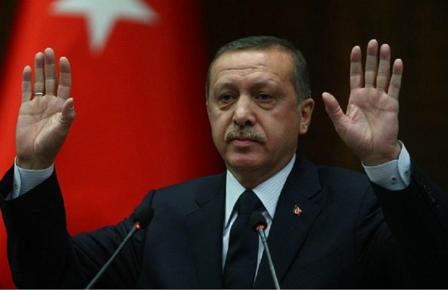 Эрдоган потребовал  снять все ограничения при доступе мусульман в мечеть Аль-Акса