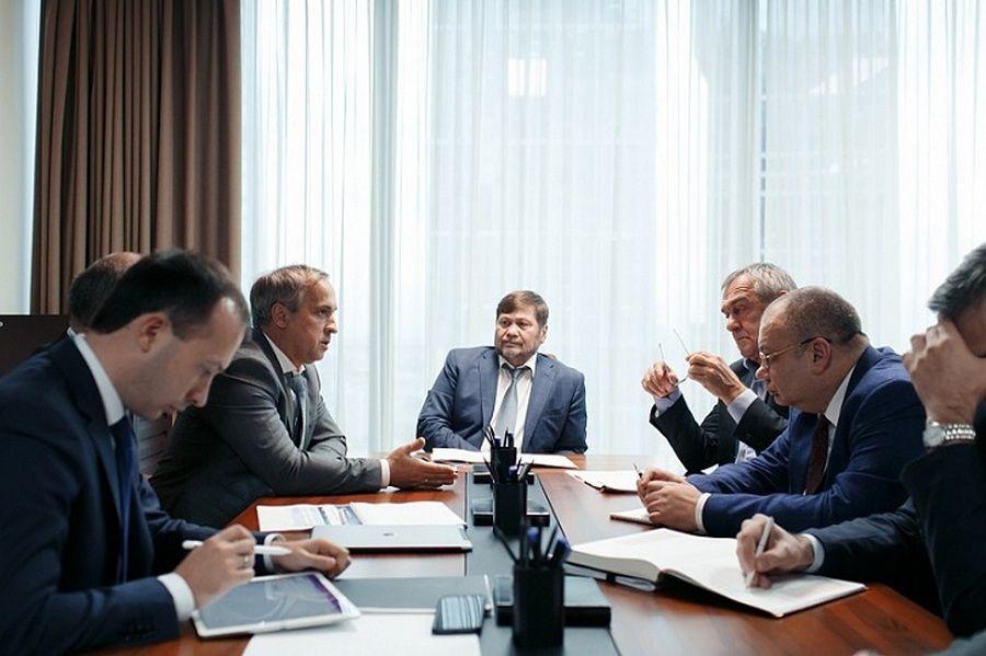 Фото: Пресс-служба Минкавказа РФ