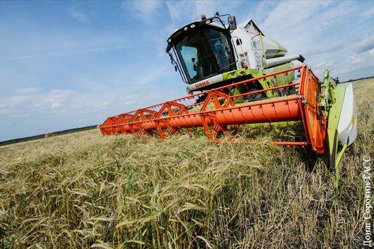 Агропром субсидируют на 10 миллиардов рублей