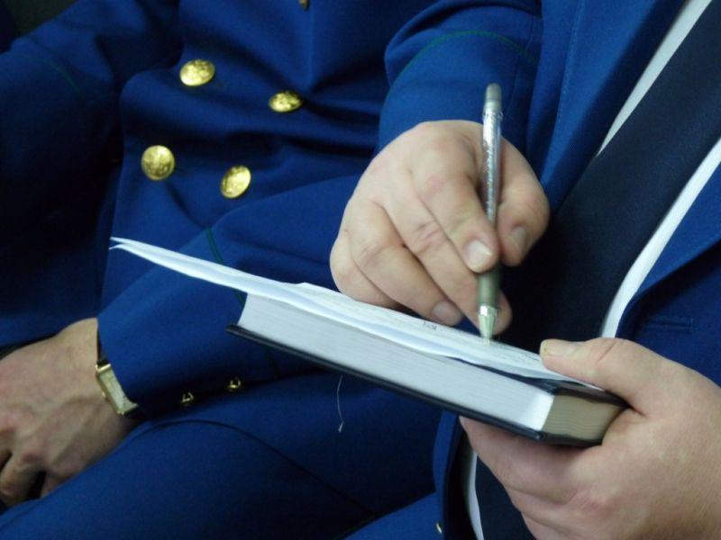 Наурская прокуратура выявила нарушения закона в изоляторе временного содержания