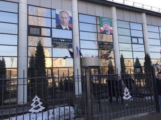 Хож-Бауди Дааев проинспектировал Чеченский государственный колледж культуры и искусства им. В.Татаева