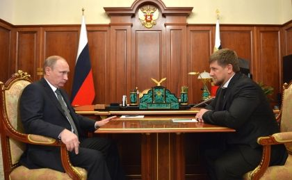 В. Путин и Р. Кадыров обсудили социально-экономическую ситуацию в ЧР