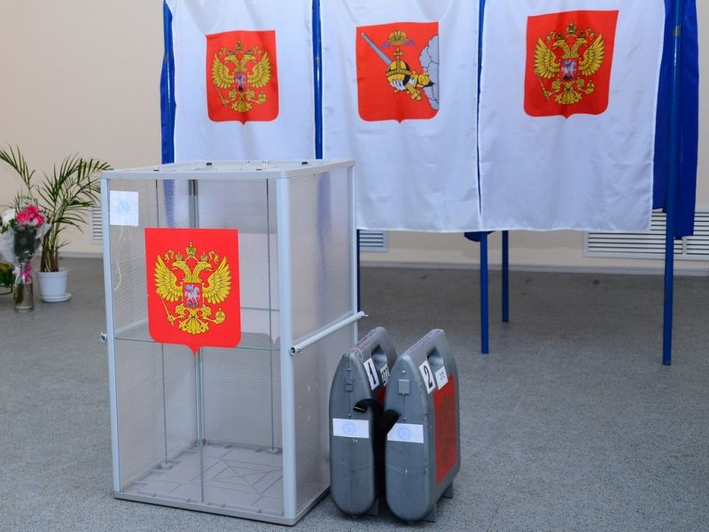 Считанные минуты остаются до закрытия избирательных участков в Чечне