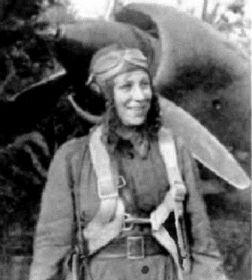 Первая и единственная женщина – летчик в мире, совершившая воздушный таран