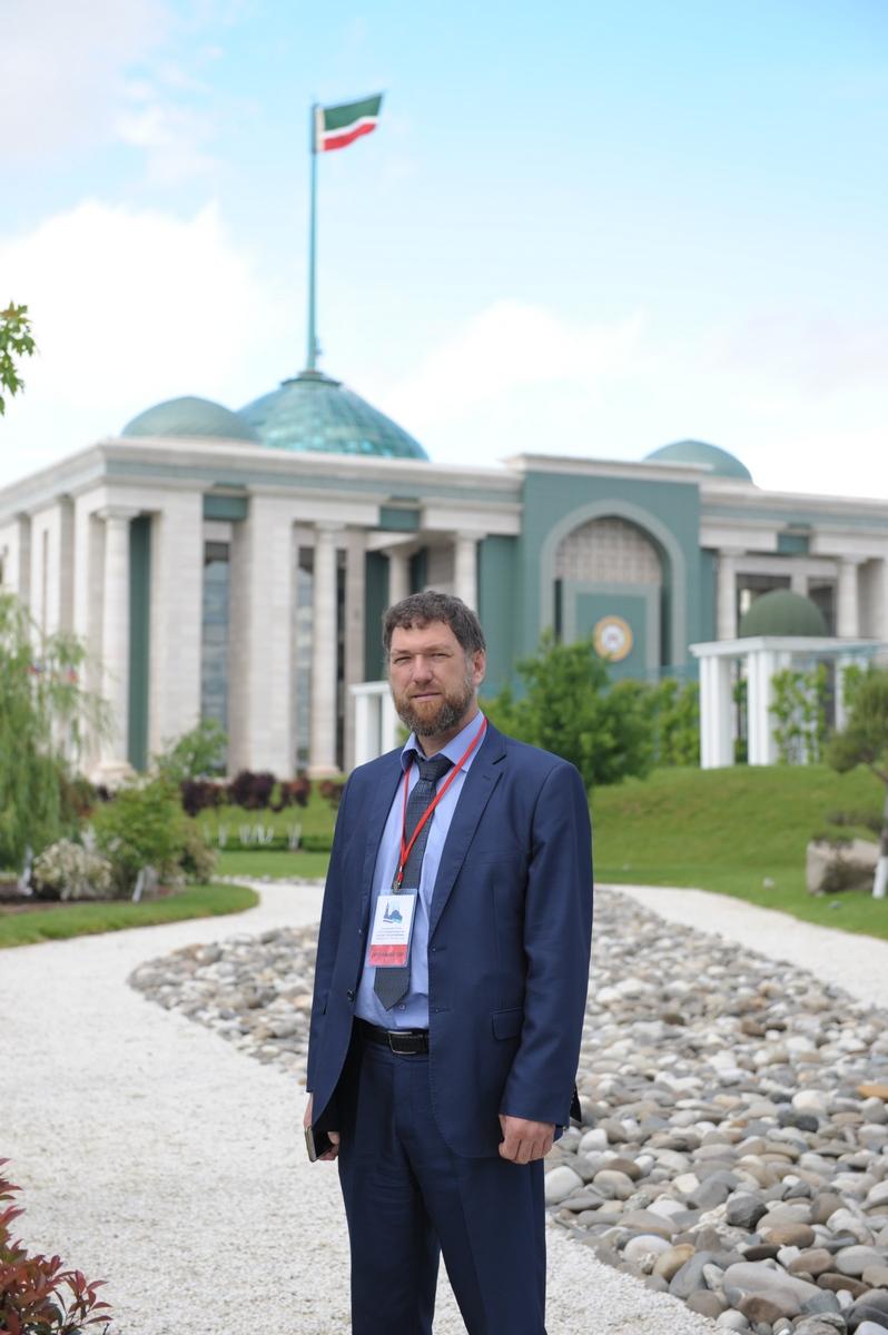 «Россия - исламский мир»
