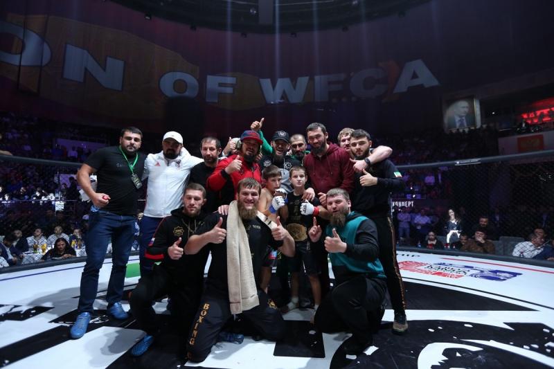 Международный  турнир Grand Prix Akhmat-2016