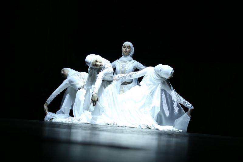 VIII Международный фестиваль-конкурс сольного танца имени Махмуда Эсамбаева