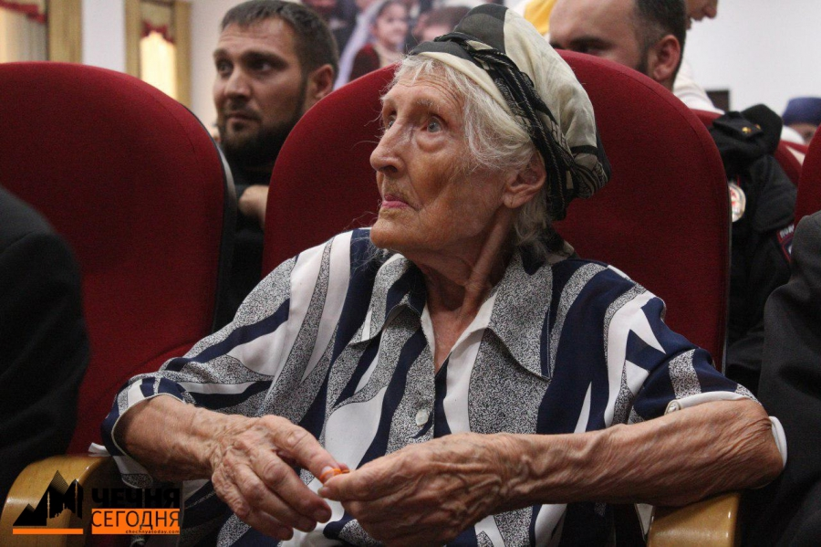 Гражданская акция «Мужество и милосердие» и «Чужой беды не бывает» в Грозном