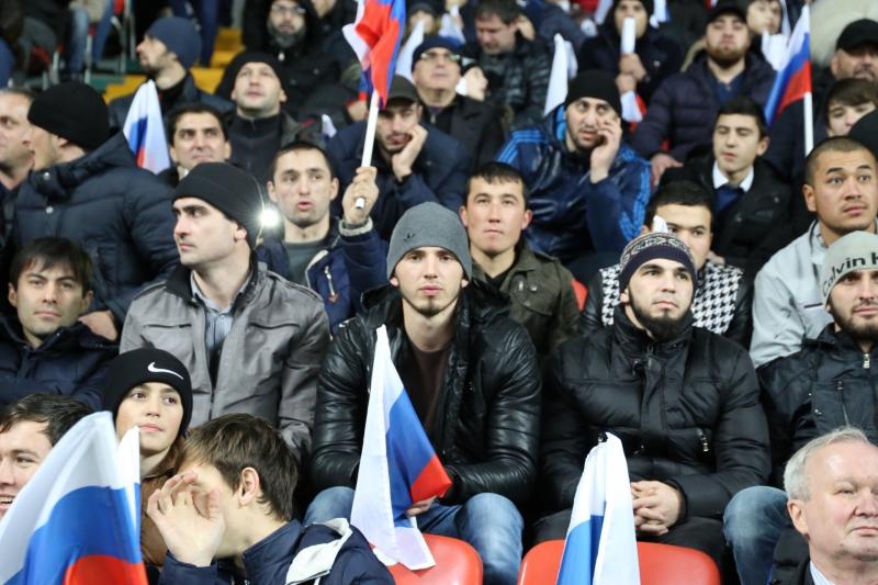 Товарищеский матч между Сборными России и Румынии: как это было