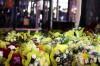 Для всех дам были приготовлены букеты цветов