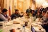 Глава ЧР Р. Кадыров общается с блогерами