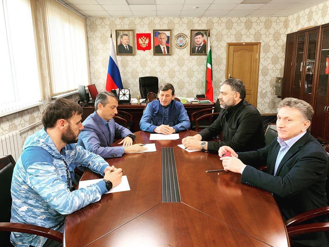 ЧЕЧНЯ. В Грозном планируют создать аккредитационно-симуляционный центр