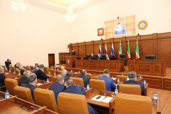 ЧЕЧНЯ. Прогнозируемый объем доходов бюджета Чечни на 2020 год составляет более 90 млрд. рублей